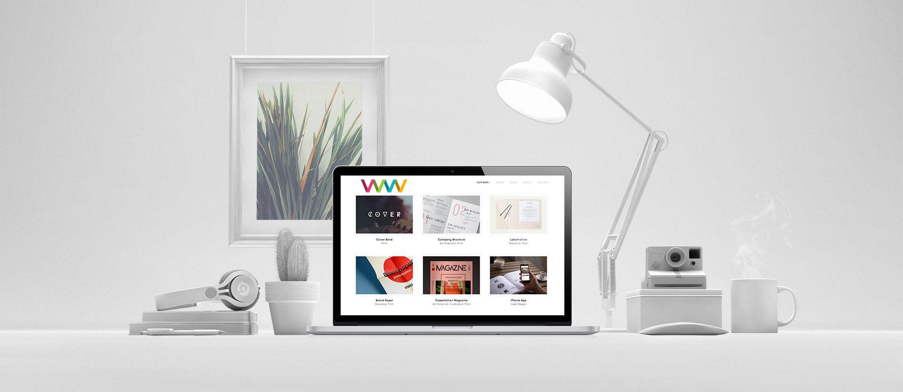 تصميم مواقع و انشاء مواقع الويب