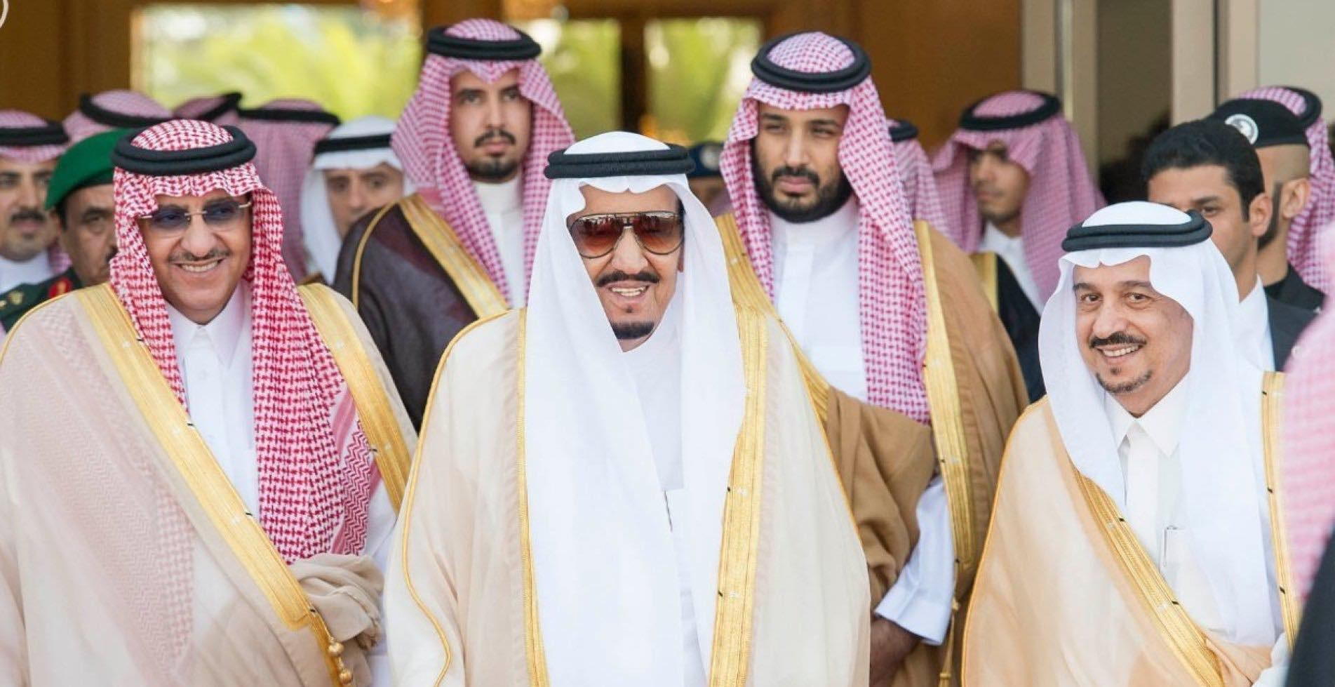 السعودية تودع ابن سلمان مع بداية العام الجديد 2019