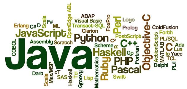 لغات برمجة لتصميم المواقع